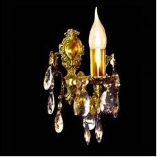 Бра Бронзовая 1 лампа №4