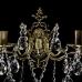 Бра бронзовая Венеция, журавлик-оптикон