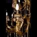 Люстра бронзовая Венера (24 лампы)